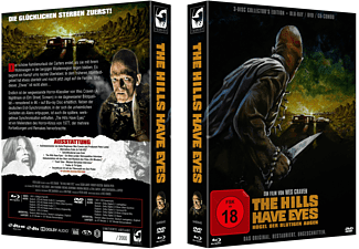 The Hills Have Eyes Blu-ray + DVD