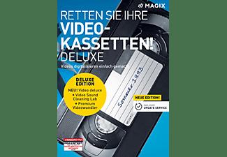 MAGIX Retten Sie Ihre Videokassetten deluxe - [PC]