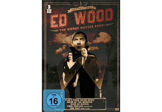 Ed Wood - The worst movies ever - (DVD)