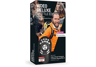 MAGIX Video deluxe Shuttle Edition - [PC]