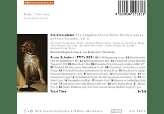 CAMERATA MUSICA LIMBURG/S - Die Einsiedelei-Werke für Männerchor Vol.4  - (CD)