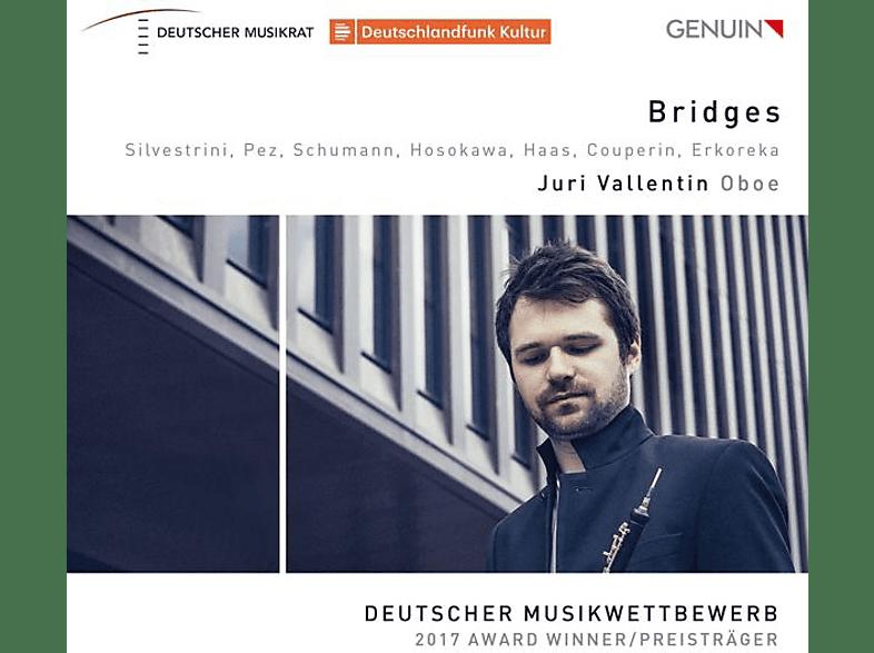 Juri Vallentin - Bridges-Dt.Musikwettbewerb Preisträger 2017 [CD]