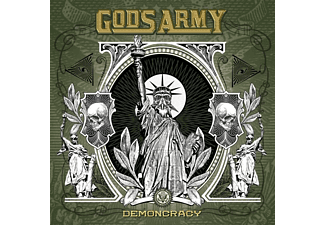 God's Army - Demoncracy (Digipak) - (CD)