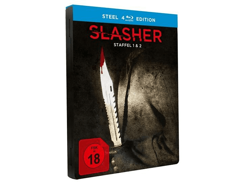 Slasher - Guilty Party (Steel Edition) [Blu-ray]
