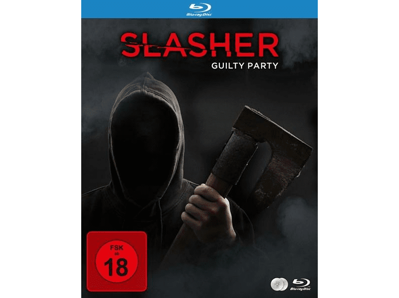 Slasher - Guilty Party [Blu-ray]