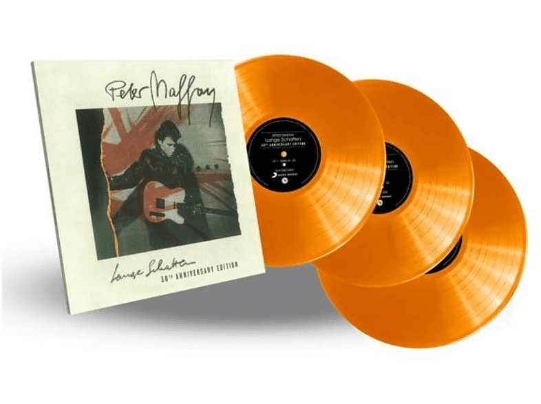 Peter Maffay - Lange Schatten-30th Anniversary Edition [Vinyl]