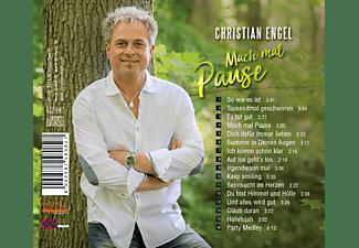 Christian Engel - Mach Mal Pause  - (CD)