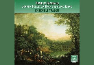 Ensemble Trazom - Musik Im Bachhaus Vol.12 Johann Sebastian Bach  - (CD)