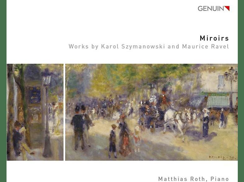 Matthias Roth - Miroirs [CD]