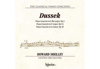 Ulster Orchestra - PIANO CONCERTOS OP 3 14 & 49  - (CD)