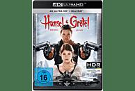 Hänsel und Gretel - Hexenjäger [4K Ultra HD Blu-ray]