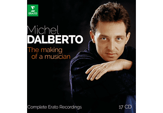 Michel Dalberto - Michel Dalberto-The Making of a Musician - (CD)