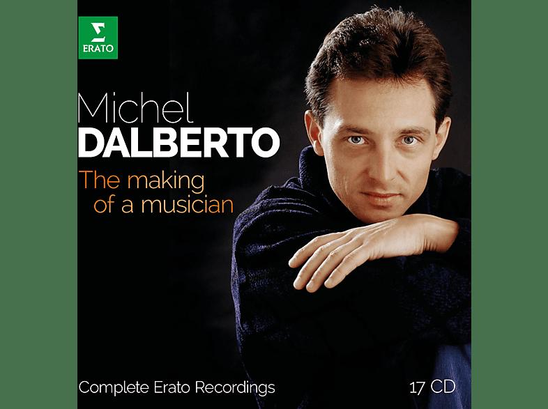 Michel Dalberto - Michel Dalberto-The Making of a Musician [CD]