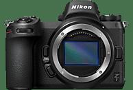 NIKON Z7 FTZ Systemkamera 45.7 Millionen Pixel mit Objektiv nur Gehäuse  , 8 cm Display   Touchscreen, WLAN