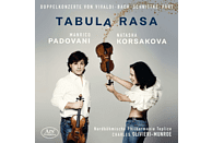 Natasha Korsakova, Manrico Padovani, Nordböhmische Philharmonie Teplice - Tabula Rasa [CD]