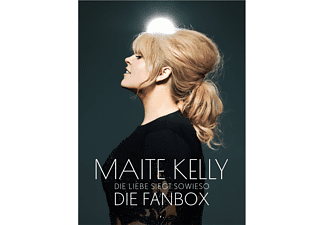 Maite Kelly - Die Liebe siegt sowieso (Limited Fanbox) - (CD + DVD Video)