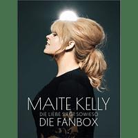 Maite Kelly - Die Liebe siegt sowieso (Limited Fanbox) [CD + DVD Video]