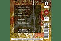 Luca Trabucchi, Leonardo De Lisi - Werke für Tenor & Gitarre [CD]