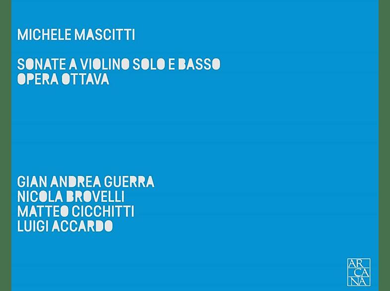 Quartetto Vanvitelli - Sonate a Violino Solo e Basso Opera Ottava [CD]