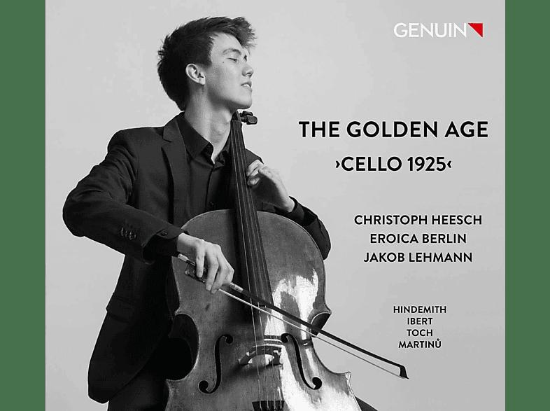 Christoph Heesch, Eroica Berlin - The Golden Age [CD]