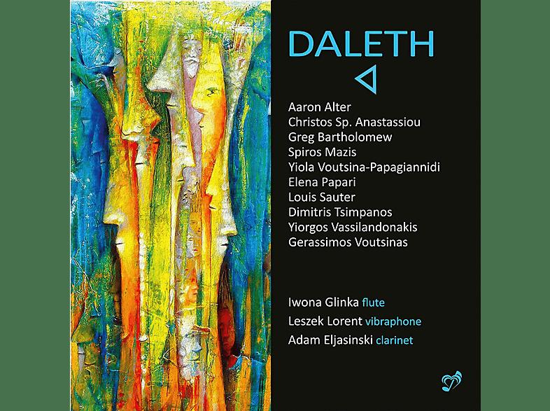 Iwona Glinka/Leszek Lorent/Adam Eljasinski - Daleth [CD]