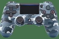 SONY DUALSHOCK 4 Wireless-Controller Blue Camouflage - Exklusiv Controller} Blau/Schwarz/Camouflage