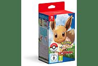 Pokémon: Let's Go, Evoli! + Pokéball Plus [Nintendo Switch]