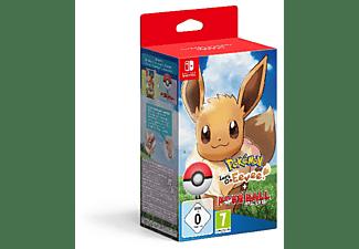 Pokémon: Let's Go, Evoli! + Pokéball Plus - [Nintendo Switch]