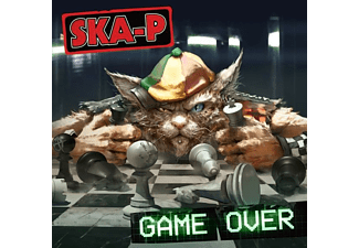 Ska-P - Game Over  - (CD)