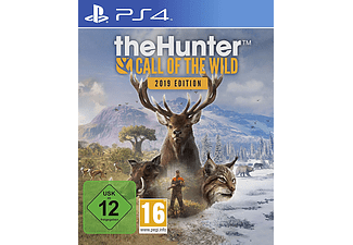 PS4 - theHunter: Call of the Wild - 2019 Edition /D