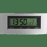 VIVANCO Digitaler Funk-Wecker mit Temperatur