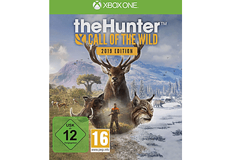 Xbox One - theHunter: Call of the Wild - 2019 Edition /F/I