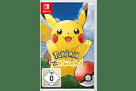Pokémon - Let's Go, Pikachu! [Nintendo Switch]