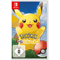 Pokémon - Let's Go, Pikachu! [Nintendo Switch]