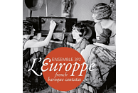 Ensemble 392 - L'Europpe-Französische Kantaten des Barock [CD]