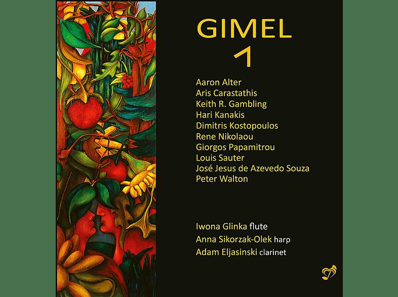 Glinka,Iwona/Sikorzak-Olek,Anna/Eljasinski,Adam - Gimel [CD]