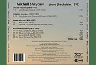 Mikhail Shilyaev - Debussy,Ravel,Scriabin,Mompou [CD]