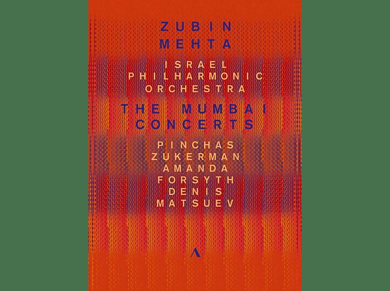 Zubin Mehta - The Mumbai Concerts [Blu-ray]