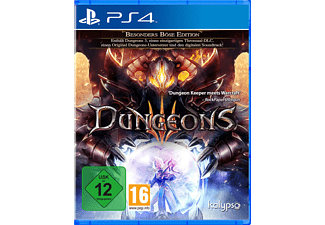 Dungeons 3 - Besonders Böse Edition - [PlayStation 4]