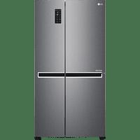 LG ELECTRONICS Side-by-Side mit 626 Litern Kapazität GSB470BASZ
