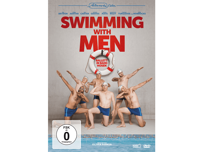 Swimming with Men [DVD]