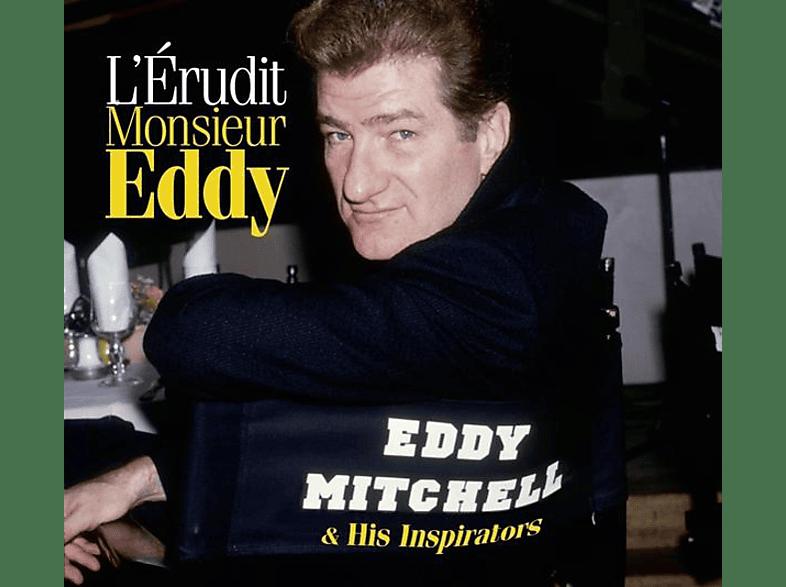 Eddy Mitchell - L'Erudit Monsieur Eddy [CD]