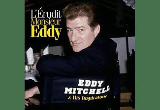 Eddy Mitchell - L'Erudit Monsieur Eddy  - (Vinyl)