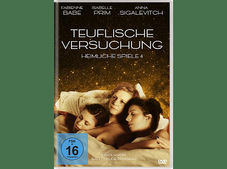 Teuflische Versuchung - Heimliche Spiele 4 [DVD]