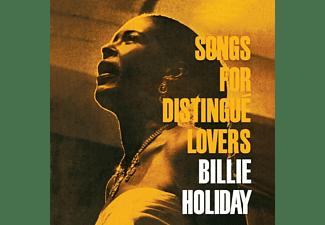 Billie Holiday - Songs For Distingué Lovers (Ltd.180g Farbiges Vin  - (Vinyl)