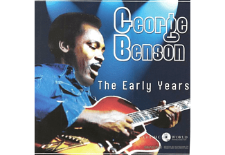 George Benson - The Early Years  - (CD)