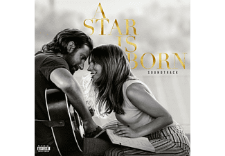 Lady Gaga & Bradley Cooper - A Star is Born CD