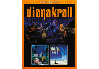 Diana Krall - Live In Paris + Live In Rio (Blu-ray)