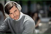 SONY WH-1000XM3, Over-ear Kopfhörer Bluetooth Silber