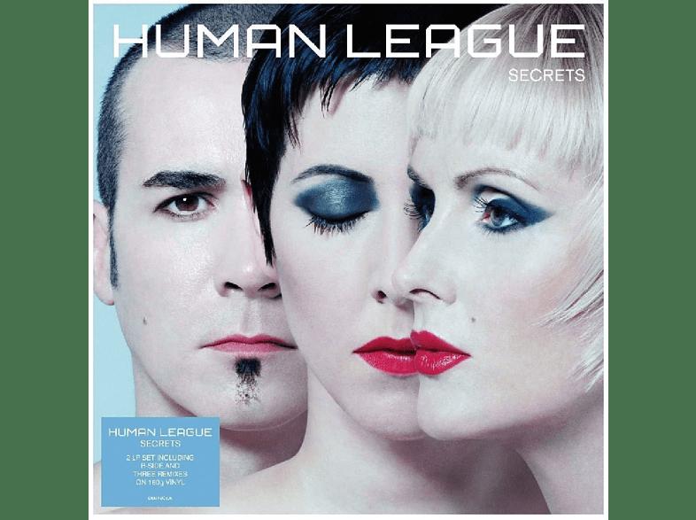 The Human League - Secrets-Deluxe Edition-180 Gram Vinyl [Vinyl]